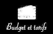 Budget et tarifs2